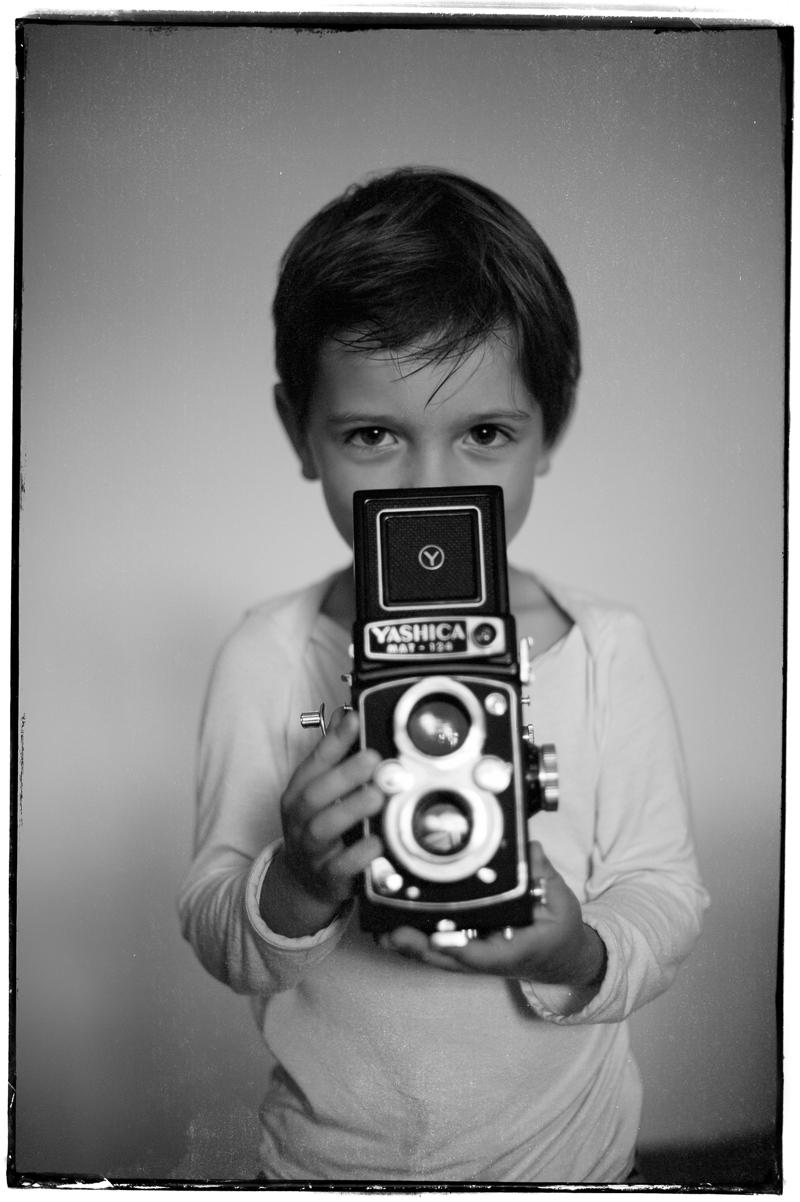 film camera Yashica