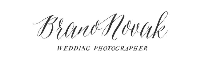 Brano Novak – svadobný fotograf pre celé Slovensko logo